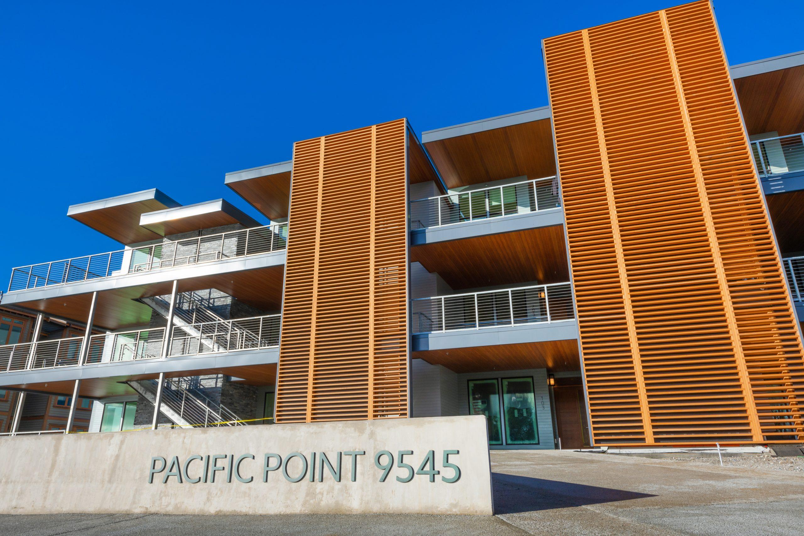 Pacific Point Condominiums
